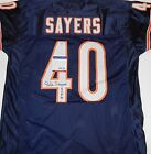 Gale Sayers Cards, Rookie Card and Autographed Memorabilia Guide 37