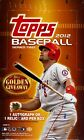 2012 Topps Series 2 (Two) Baseball Factory Sealed Hobby Box