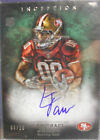 2012 Topps Inception Football Cards 28