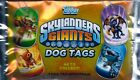 TOPPS SKYLANDERS GIANTS DOG TAGS 5X SINGLE PACKS 1 TAG PER PACK