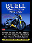 BUELL BOOK MOTORCYCLE PORTFOLIO