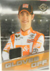 2011 Wheels Main Event Joey Logano SP Gloves Off Race-Used Glove # 50 99