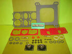 REBUILD KIT FOR HOLLEY 850 4150 MECH SECONDARY CARBURETOR RED 50CC BOTH PUMPS