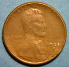 1925-S LINCOLN WHEAT CENT 1¢ XF EXTREMELY FINE CONDITION