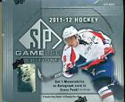 2011 12 UPPER DECK SP GAME USED HOCKEY HOBBY BOX