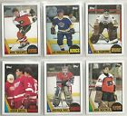 Adam Oates Cards, Rookie Cards and Autographed Memorabilia Guide 18