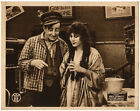MACK SENNETT COMEDY Silent Film 8x10 MOVIE LOBBY CARD Polly Moran CHARLES MURRAY