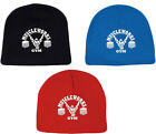 Muscle Works Gym London Beanie Hats One Size Fits All