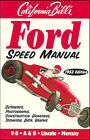 FORD SPEED MANUAL HOT ROD BOOK FLATHEAD V8 LINCOLN V12 MERCURY ZEPHYR FISHER HOP