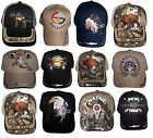 Native Pride Baseball Caps Assorted Styles Embroidered 12Pc Lot NpCap 12 Z