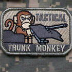 MilSpec Tactical Trunk Monkey ACU Tactical USA Military Velcro Army Morale Patch