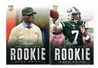 2 2013 Prestige Geno Smith Rookie Cards RC Draft Day SP #234 New York Jets