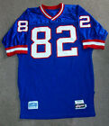 Vtg Mark Ingram NY Giants Authentic Pro NFL Game Jersey Gerry Cosby 1990s