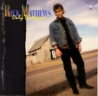 Only the Young by Rick Mathews (CD, 1991, Hollywood) BRAND NEW FACTORY SEALED