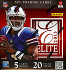 2013 PANINI ELITE FOOTBALL HOBBY BOX [4 HITS BOX]
