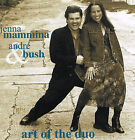 Art of the Duo-Jenna Mammina & Andre Bush BRAND NEW FACTORY SEALED CD (2003,MGR)