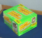 WACKY PACKAGES ANS4 SEALED BOX MAGNETS & FOILS IN EXCELLENT CONDITION