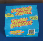 WACKY PACKAGES ANS6 SEALED BOX FOILS WITB & MYO IN EXCELLENT CONDITION