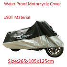 Motorcycle Cover Fit For Yamaha V-Star 1100 DragStar 1100 XVS1100 XVS1100A New