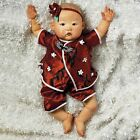 Baby Mei 20 inch Realistic Asian Baby Doll in GentleTouch Vinyl