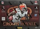 2012 Crown Royale Factory Sealed Football Hobby Box Luck & Griffin RC's ?