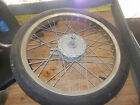 AMF ALL PRO MOPED front rim axle brake tire I have more parts for this moped