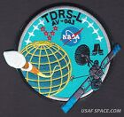 TDRS L ATLAS V LAUNCH NASA TRACKING  DATA SATELLITE USAF CCAFS SPACE PATCH