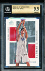 2002-03 SP GAME USED YAO MING #104 BGS 9.5 OLD LABEL ALL 9.5 SUBS