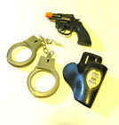 Holster Sheriff Handcuffs for Kid Boy Gift