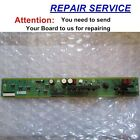REPAIR KIT 8PARTS for SYLVANIA LC320SS2  MAGNAVOX 32MF301B/F7 INVERTER BOARD