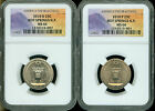 2010 HOT SPRINGS ATB PARK P D QUARTER SET NGC MS66 BANNED LABEL