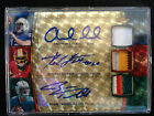'12 Finest Andrew Luck RG III Ryan Tannehill Rookie Auto Patch SuperFractor 1 1