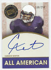 Cam Newton 2011 Press Pass All American ON CARD RC Auto Panthers FREE SHIP