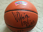 San Antonio Spurs DAVID ROBINSON SIGNED autographed replica NBA basketball! coa