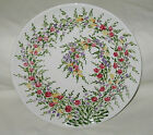 Tabletops Unlimited Spring Garden Pattern Dinner Plate