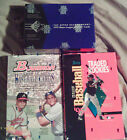 1995 Baseball Bonanza (3)! Bowman, Upper Deck SP and Topps Traded Boxes- NEW!