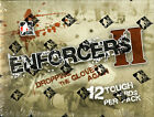 2013 14 ITG IN THE GAME ENFORCERS SERIES 2 HOCKEY HOBBY [10 BOX CASE]