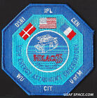 HEAO 3 HIGH ENERGY ASTRONOMY OBSERVATORY NASA Satellite Mission SPACE PATCH