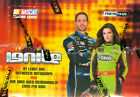 2013 PRESS PASS IGNITE RACING HOBBY BOX (1 AUTO + 1 MEMO PER BOX) FACT SEALED