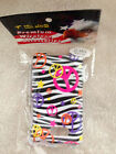 Cell Phone Cover for HTC Aria Peace Signs With Zebra Print