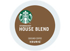 Starbucks House Blend Coffee Keurig K Cups 48 Count