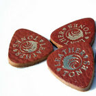 Timber Tones Leather Tones Tan Ukulele Pick Single Pick