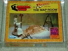 Vintage INDIANA JONES KENNER 1982 AFA 80 MAP ROOM ROTLA MISB SEALED BOX