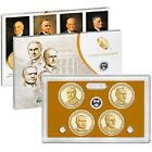 2014 S United States Mint Presidential 1 Coin Proof Set 4 Deep Cameo Proofs