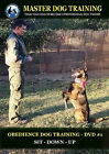 Dog Training Obedience DVD 1 Command SIT DOWN UP