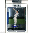 Roy White Signed 2005 Topps Chrome Encapsulated Slabbed Yankees Autograph Card