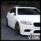 20 VERTINI DYNASTY GREY CONCAVE WHEELS RIMS FITS BMW F10 F11 528i 535i