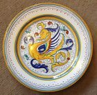 Deruta Pottery-10 inch pasta bowl Raffaellesco Made/Painted by hand in Italy