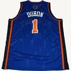 Chris Duhon Signed NY Knicks Authentic Away Jersey - Steiner