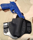 Beretta IWB MTO holster leather kydex